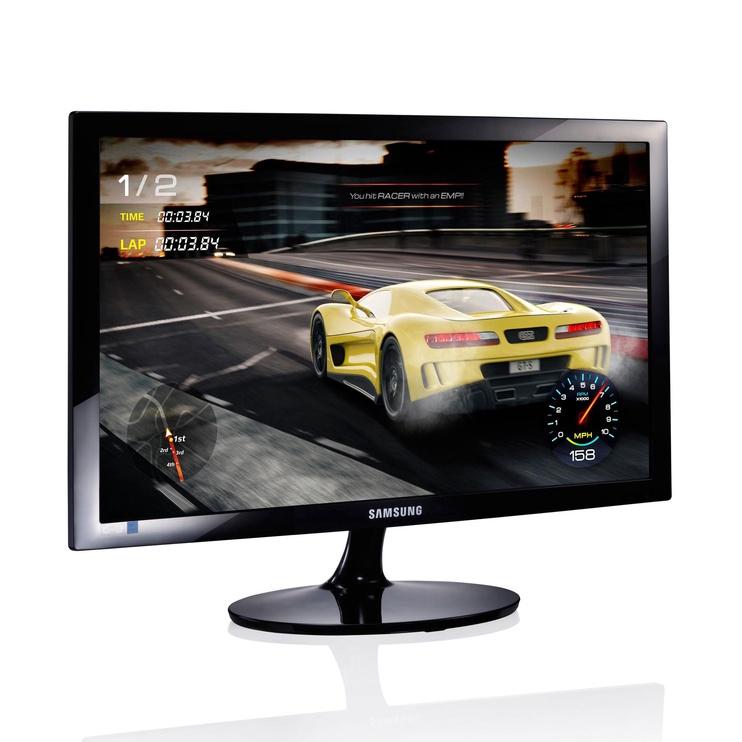 """Monitors Samsung LS24D330HSX/EN, 24"""", 1 ms"""