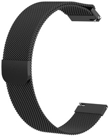 Tellur Milanese Loop Watch Strap For Huawei Watch GT-20mm Black