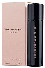 Дезодорант для женщин Narciso Rodriguez For Her, 100 мл