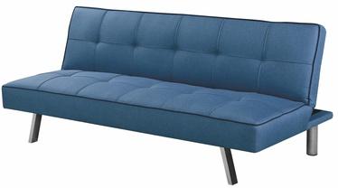 Dīvāngulta Halmar Carlo Blue, 175 x 97 x 38 cm