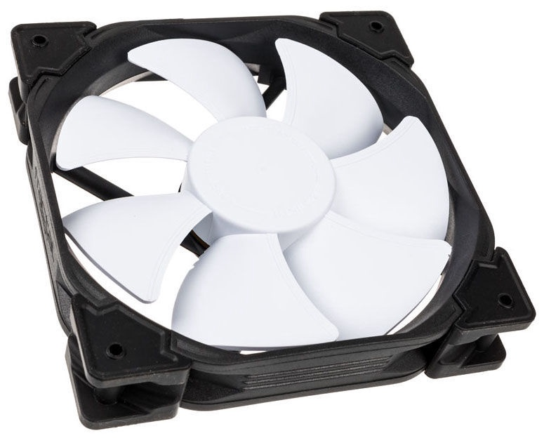Fractal Design Fan Venturi HP 12 PWM 120mm White/Black