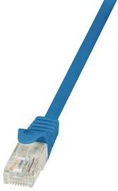 LogiLink CAT 5e UTP Cable Blue 0.5m