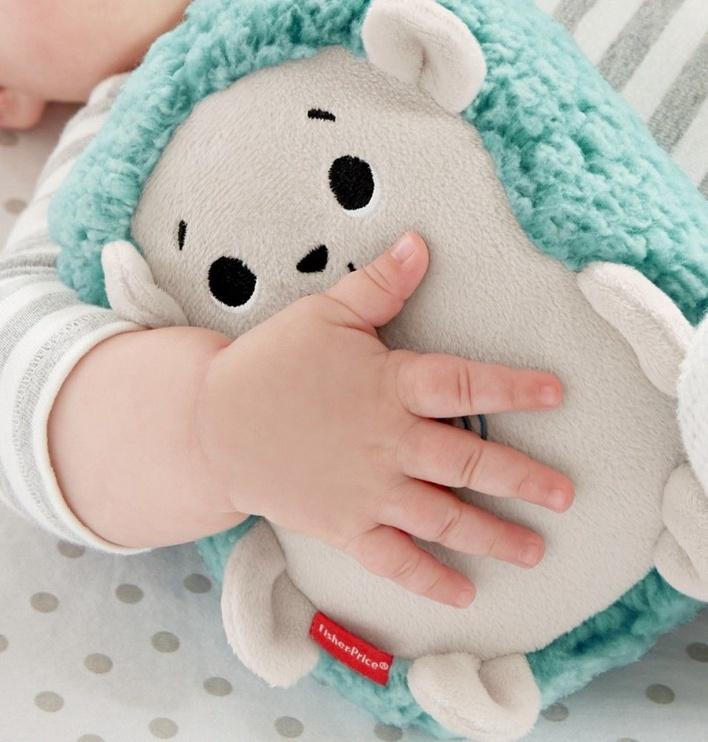 Interaktīva rotaļlieta Fisher Price Calming Vibes Hedgehog FXC58