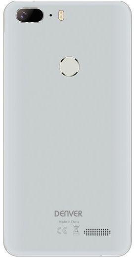 Mobilais telefons Denver SDQ-52004L Silver, 16 GB