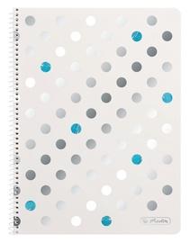 Herlitz Spiral Pad A4 Frozen Glam 50028023