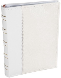Victoria Collection Rose 200 M Album White