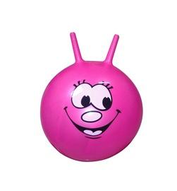 Мяч для прыжков Live Up Sports Jumping Ball 37.5cm Pink