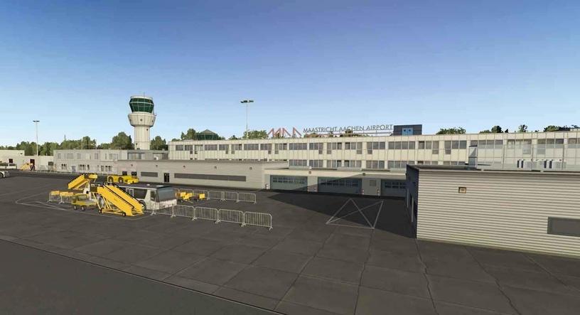 X-Plane 11 Aerosoft Airport Collection PC