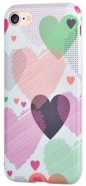 Devia Vivid Hearts Back Case For Apple iPhone 7/8