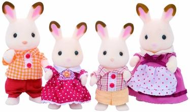 Epoch Sylvanian Families Chocolate Rabbit Family 3125