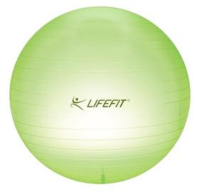 Vingrošanas bumbas Lifefit Gym Ball 65cm Green