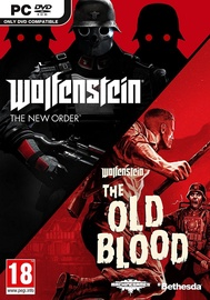Wolfenstein: The New Order and Old Blood PC