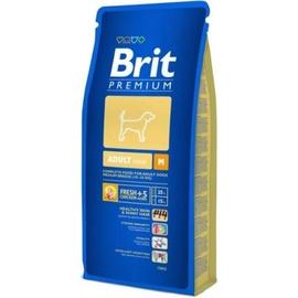 Suņu barība Brit Premium Adult Medium Breed Chicken 15kg