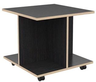 Kafijas galdiņš Skyland CT 500 Dark, 500x500x450 mm