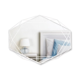 Umbra Prisma Wall Mirror White