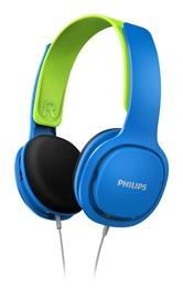 Austiņas Philips SHK2000BL/00 Blue