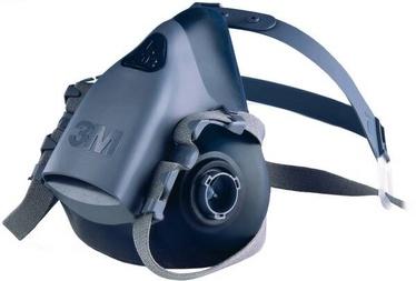 3M Half Mask Respirator M 7502