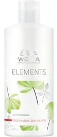 Wella Professionals Elements Renewing Shampoo 500ml
