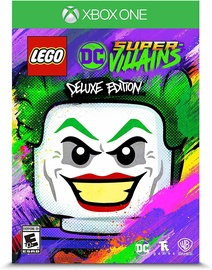 Lego DC Super Villains Deluxe Edition Xbox One