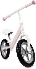 """Līdzsvara velosipēds Qkids Fleet QKIDS00003, rozā, 12"""""""
