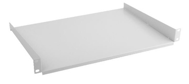 Lanberg Fixed Shelf 19'' Grey