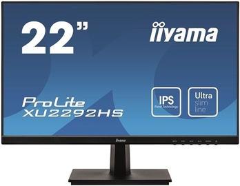 """Monitors Iiyama ProLite XU2292HS-B1, 21.5"""", 4 ms"""
