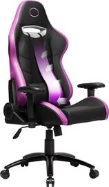Игровое кресло Cooler Master Caliber R2, черный/розовый