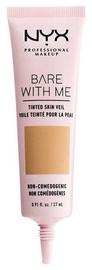 Tonizējošais krēms NYX Bare With Me Tinted Skin Veil Beige Camel