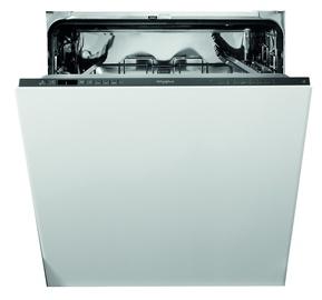 Iebūvējamā trauku mazgājamā mašīna Whirlpool WIC 3C26 N