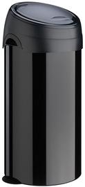 Meliconi Soft-Touch Waste Bin Black 60l
