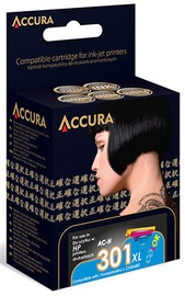 Accura Ink Cartridge HP No.301XL 18ml Color