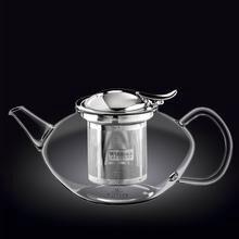 Tējas trauki Tea Pot 1.55l Transparent