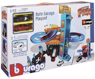 Bburago Street Fire Auto Garage 18-30361