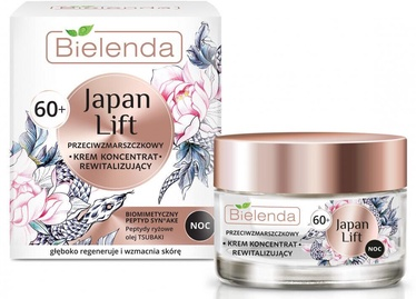 Bielenda Japan Lift Smoothing Night Cream Concentrate 50ml 60+