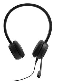 Наушники Lenovo Pro Wired Stereo VOIP 4XD0S92991 Black