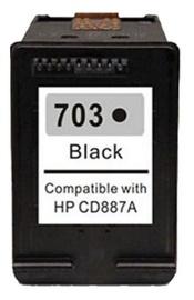 TFO Ink Cartridge 17ml for HP Black
