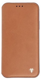 Vix&Fox Smart Folio Case For Apple iPhone X/XS Brown