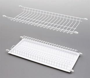 Rejs Dish Dryer Rack White 468x275mm