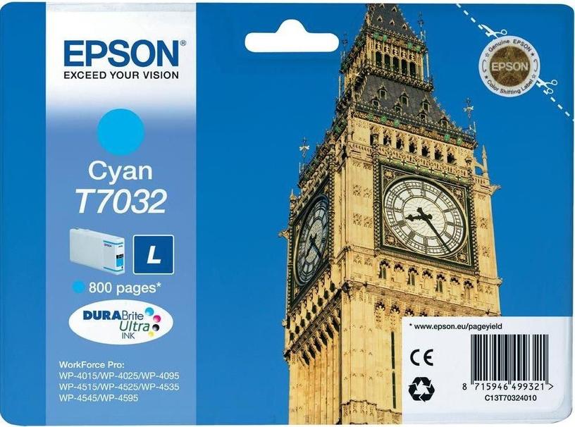 Epson T703 Cyan
