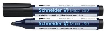 Baltās tāfeles marķieris Schneider Whiteboard And Flipchart Marker Maxx Black 290