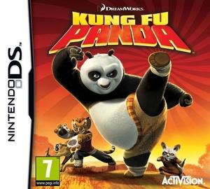 DreamWorks Kung Fu Panda DS