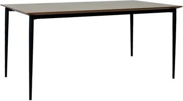 Pusdienu galds Home4you Delano 13834, ozola, 1600x900x750mm