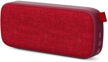Bezvadu skaļrunis Energy Sistem Fabric Box 3+, sarkana, 6 W