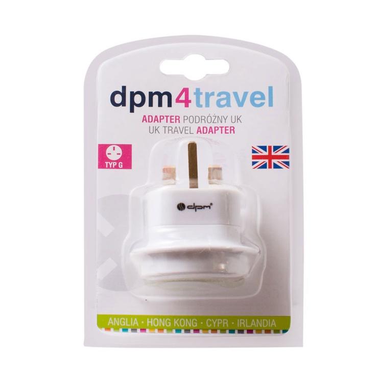 Adapteris ceļojuma DPM PF01GB, EU/GB
