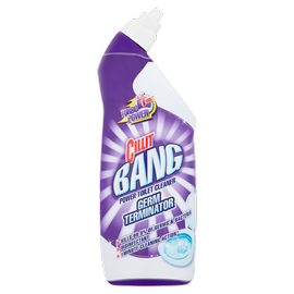 Cillit Bang WC Cleaner White & Disinfects 750ml