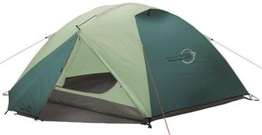3-местная палатка Easy Camp Equinox 300 120284, зеленый