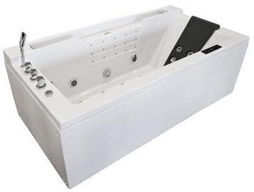 SN Bath M800 180x91x62cm White