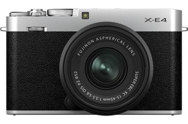 Sistēmas fotoaparāts Fujifilm X-E4