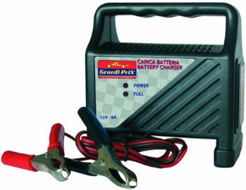 Bottari Grand Prix 6A 12V Battery Charger