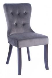 Ēdamistabas krēsls MN Ritz Grey